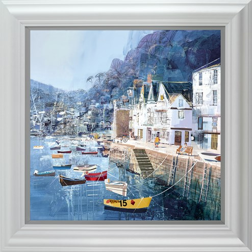 Shore Thing by Tom Butler - Framed Limited Edition on Paper